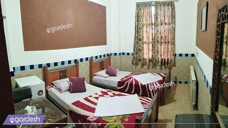 اتاق دو تخته توئین هتل ویونا