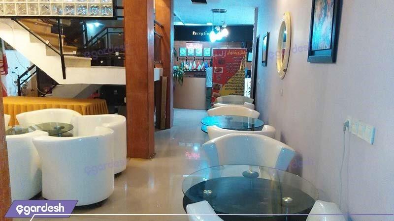 کافی شاپ هتل آزادی آبادان