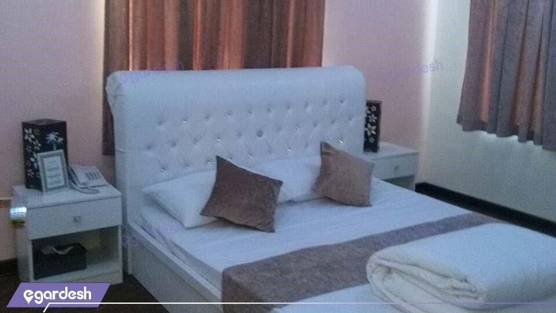 سوئیت یک خوابه هتل نخل آبادان
