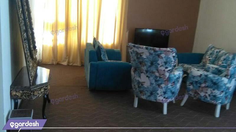 سوئیت رویال هتل نخل آبادان