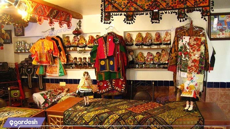 فروشگاه صنایع دستی هتل ویونا