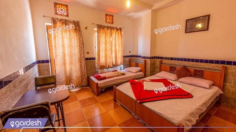 اتاق سه تخته هتل ویونا
