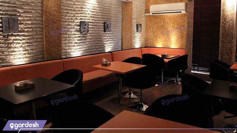 کافی شاپ هتل ایران اهواز