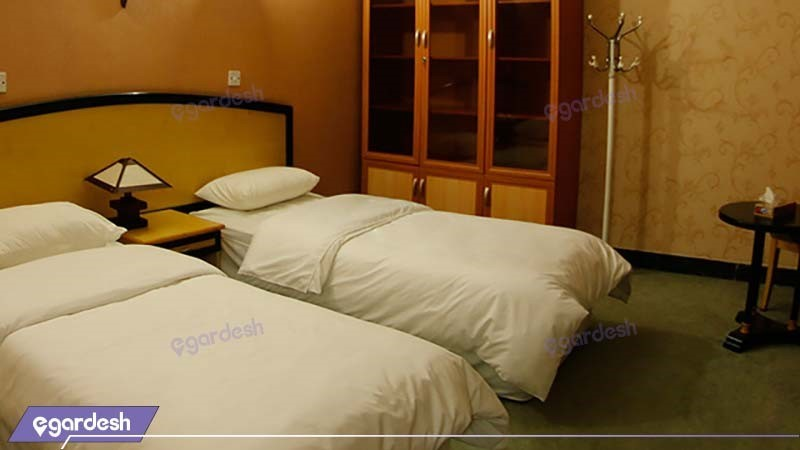 اتاق دو تخته هتل توسعه نیشکر
