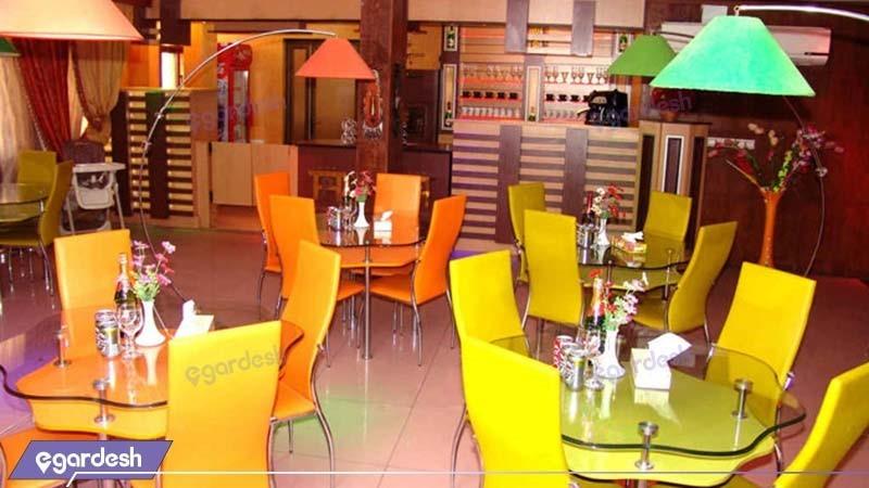 رستوران هتل پرشیا
