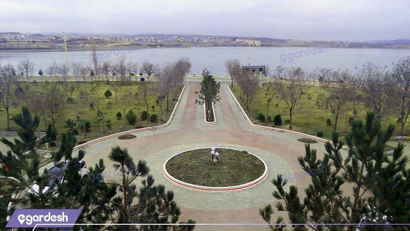 منظره هتل شورابیل