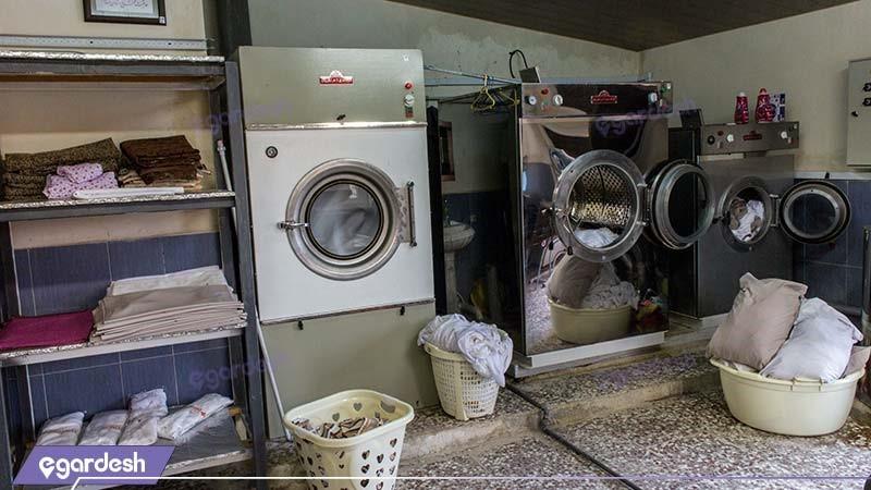 خشکشویی اقامتگاه توریستی مرضیه