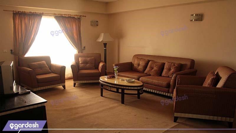 سوئیت هتل بین المللی خلیج فارس بندرعباس