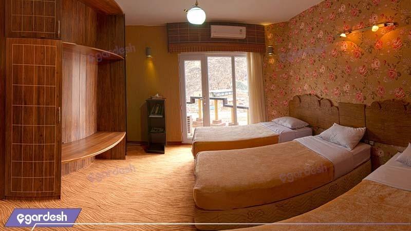 سوئیت رویال هتل بزرگ کوهستان