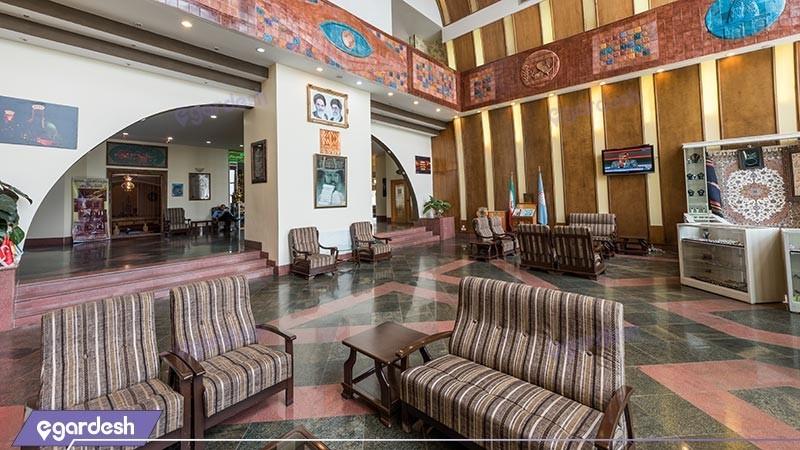 لابی هتل بین المللی زاگرس