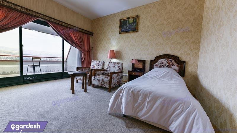 سوئیت vip هتل بین المللی زاگرس