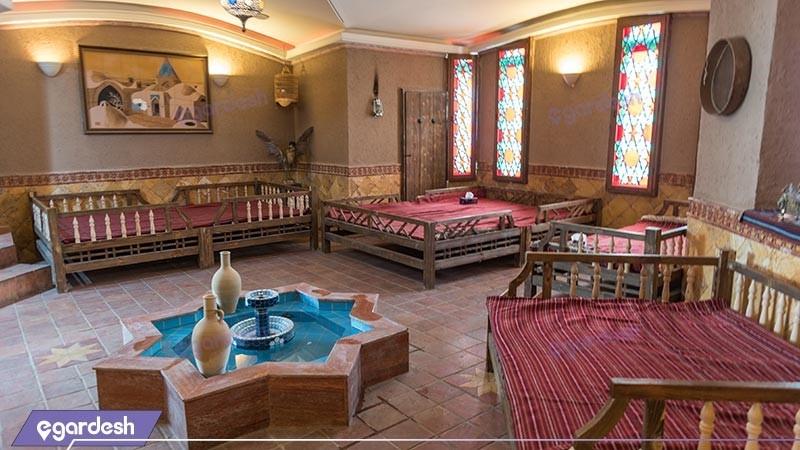 رستوران سنتی هتل بین المللی زاگرس
