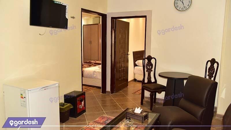 سوئیت هتل پلاس بوشهر