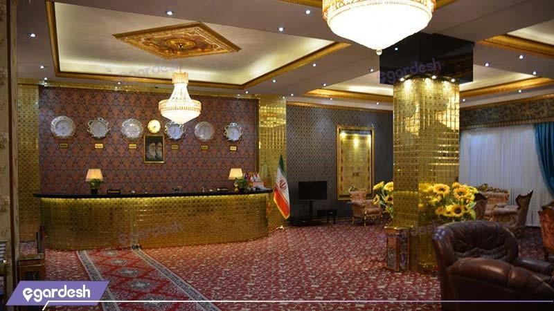 پذیرش هتل فردوس چابهار