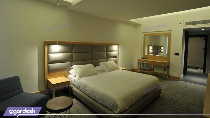 اتاق دو تخته دبل هتل ونوس پلاس