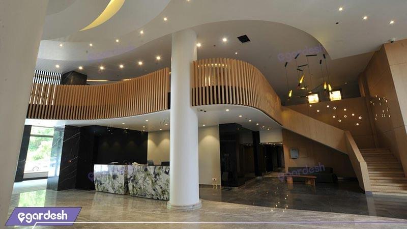 لابی هتل ونوس پلاس
