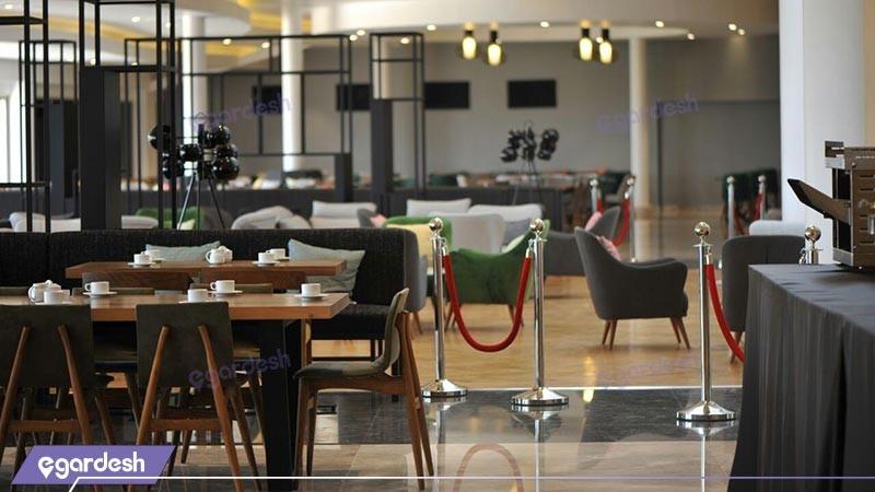 رستوران هتل ونوس پلاس