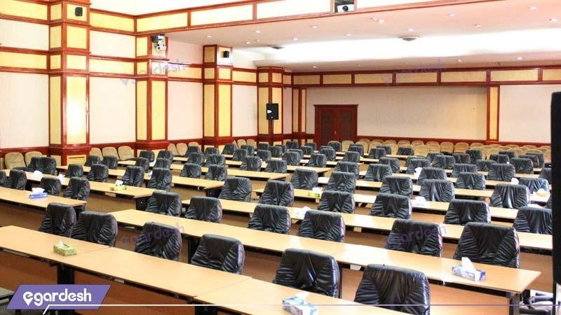 سالن کنفرانس هتل گاجره