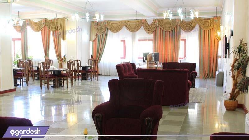 لابی هتل گاجره