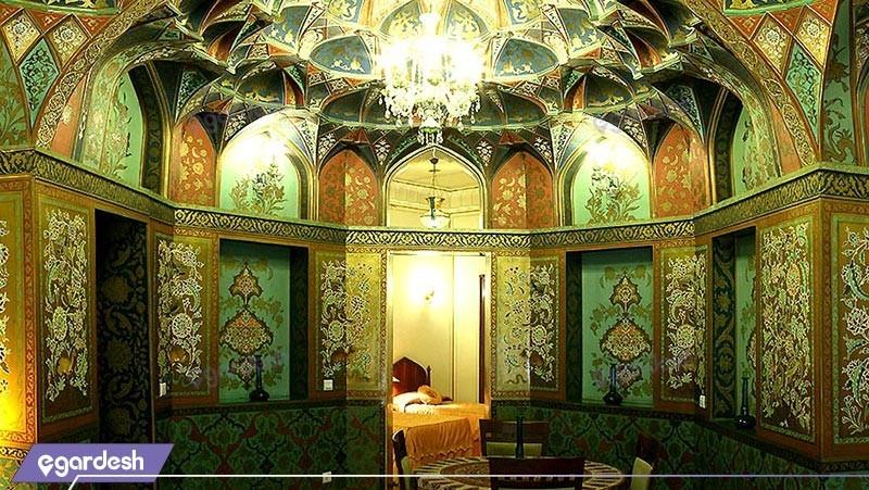 سوئیت صفوی هتل عباسی