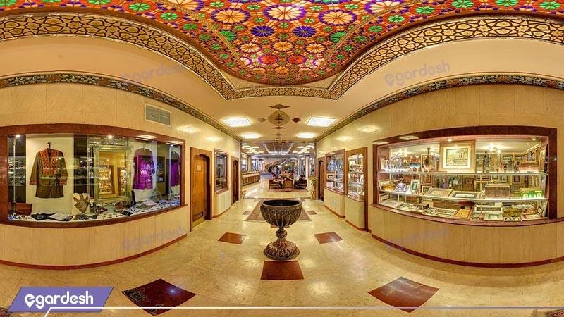 مرکز خرید هتل عباسی