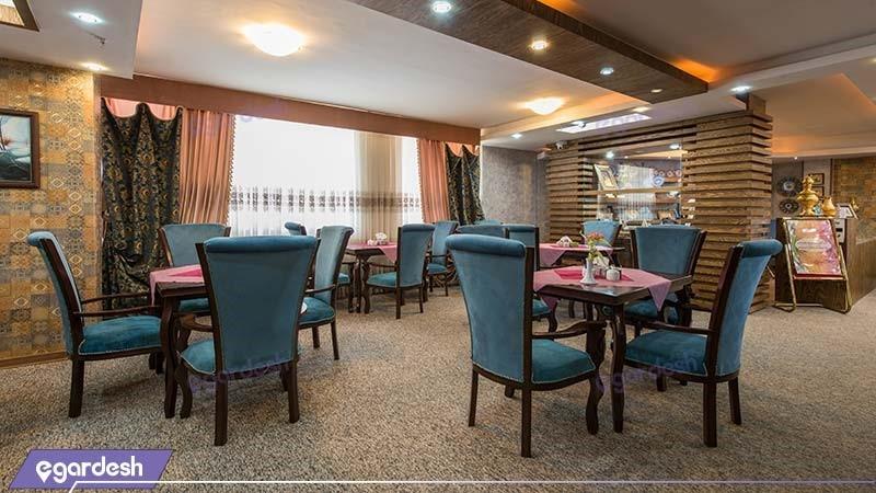 کافی شاپ هتل آوین