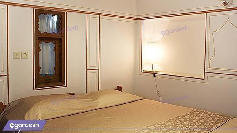 اتاق گوشواره هتل سنتی بخردی