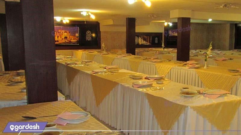 سالن پذیرایی هتل اصفهان