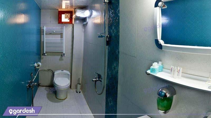 سرویس بهداشتی هتل جام فیروزه