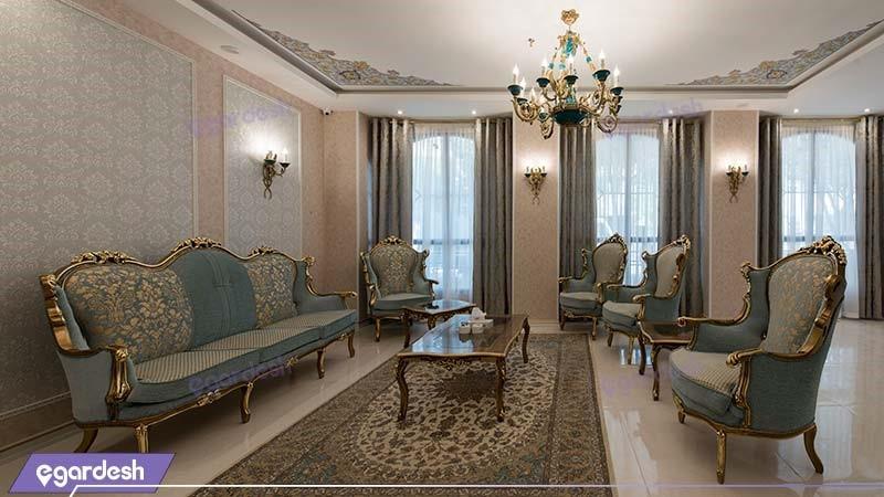 لابی هتل خواجو