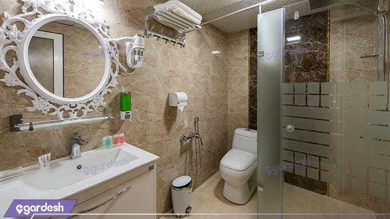 سرویس بهداشتی هتل خواجو