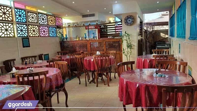 رستوران هتل سنتی اردیبهشت