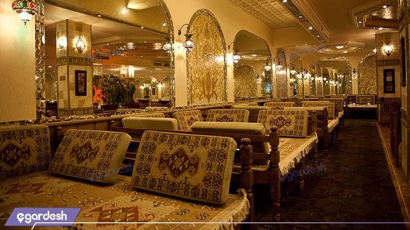 چایخانه سنتی هتل ستاره