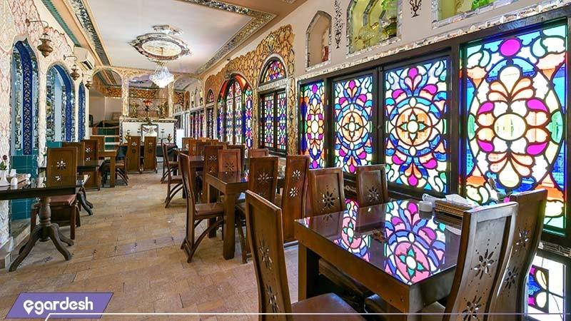 رستوران هتل سنتی طلوع خورشید