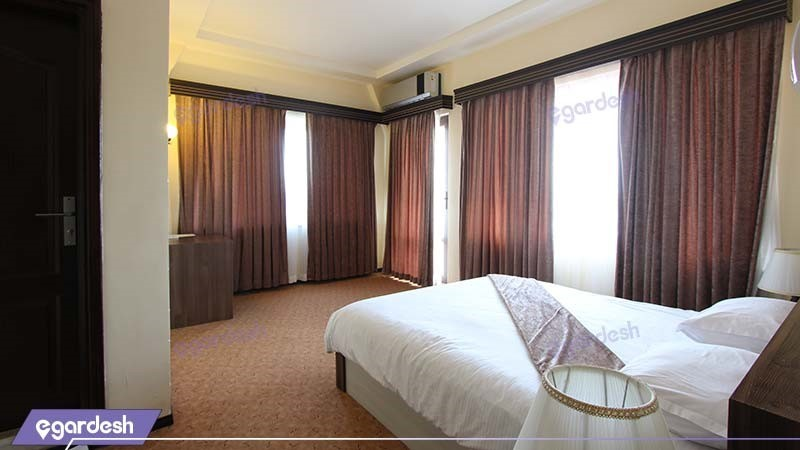سوئیت vip دوبلکس هتل مزرعه معین