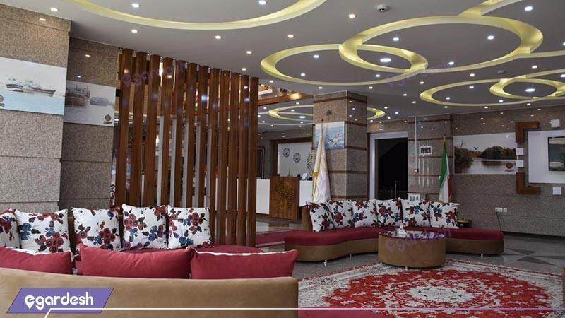 لابی هتل رویال