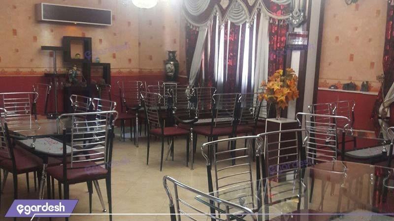 رستوران هتل میرعماد