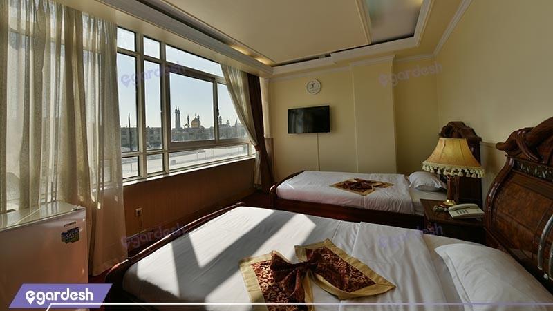 آپارتمان یک خوابه هتل خورشید