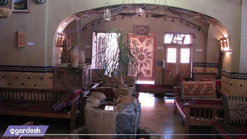 چایخانه سنتی هتل ارگ گوگد