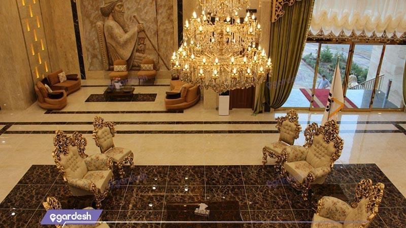 لابی 2 هتل امیران2