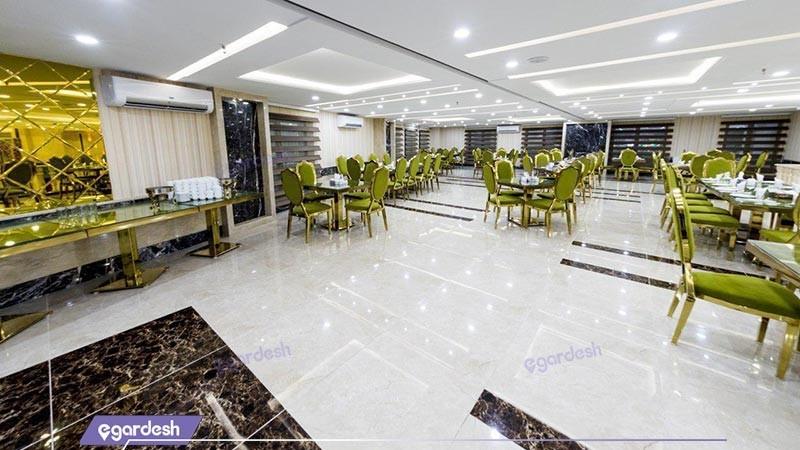 رستوران هتل امیران2