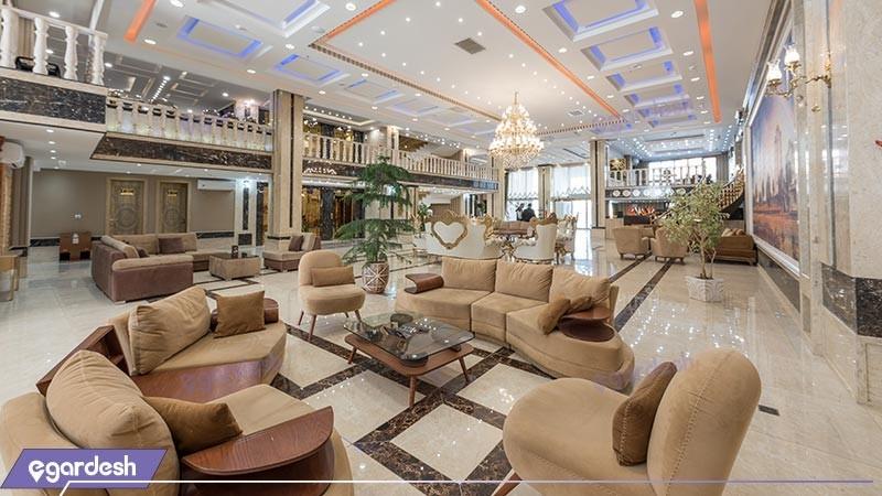 لابی هتل امیران