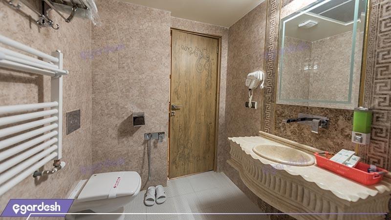 سرویس بهداشتی هتل امیران