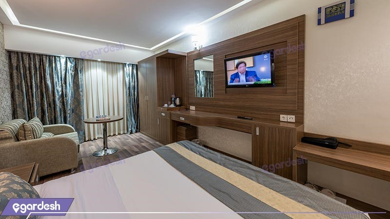 اتاق دو تخته دبل هتل پارسیان