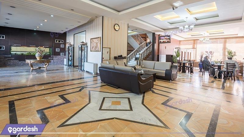 لابی هتل پارسیان