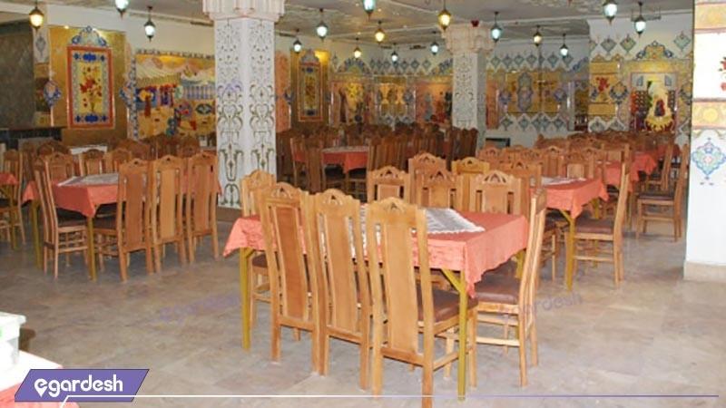 رستوران هتل سنتی ابن سینا