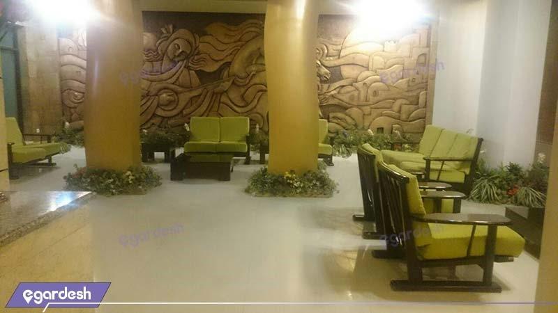 لابی هتل دالاهو