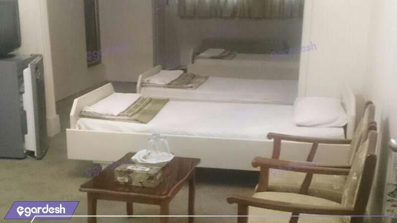 اتاق سه تخته هتل دالاهو