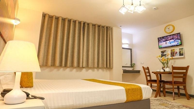 اتاق دابل  هتل آفتاب 2