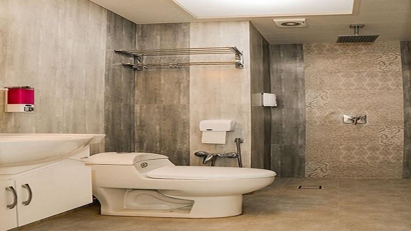 حمام هتل آفتاب